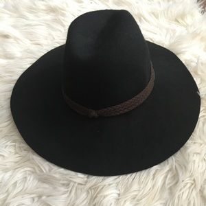NWT Floppy Wool Hat